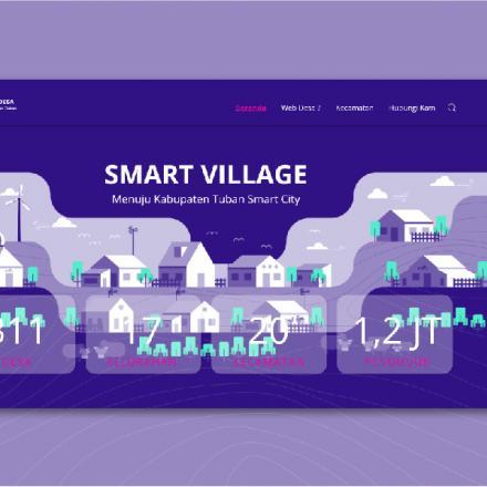 Album : Smart Village Tuban
